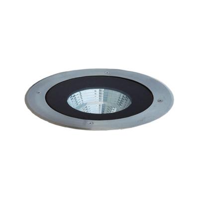Kompakte LED Bodeneinbauleuchte
