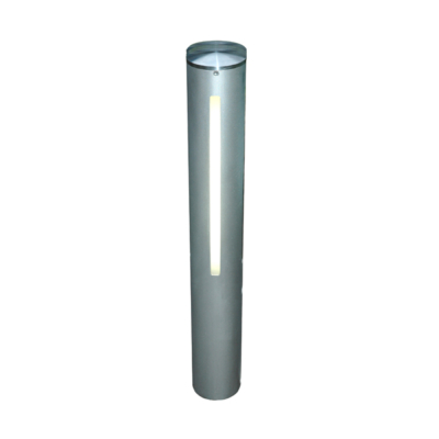 LED Poller, Edelstahl