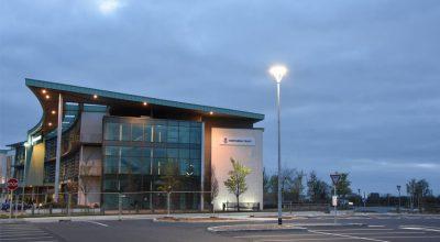 East-Plaza-Limerick, LED Parkplatzbeleuchtung